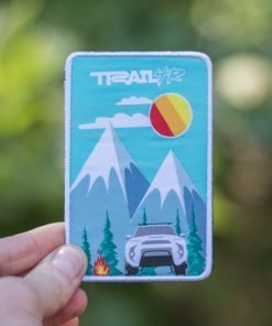4Runner Patch - Explore the Heritage