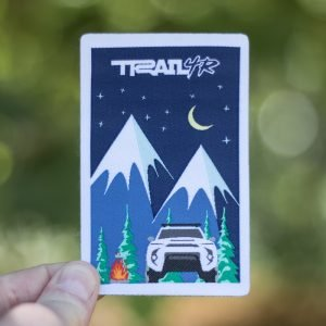 4Runner Patch - Explore the Night
