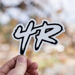 4Runner 4R Diecut Sticker Solo