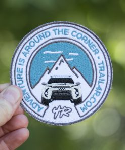 Trail 4Runner Patch - The Adventure Patch