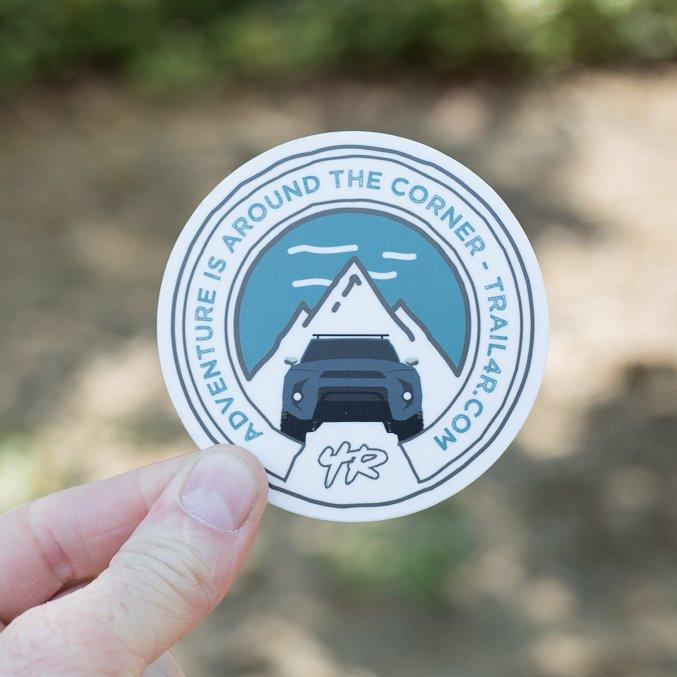 Trail 4Runner 5th Gen Sticker - MGM