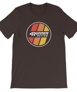 4Runner Nation Classic Heritage T-Shirt (Dark - Brown)