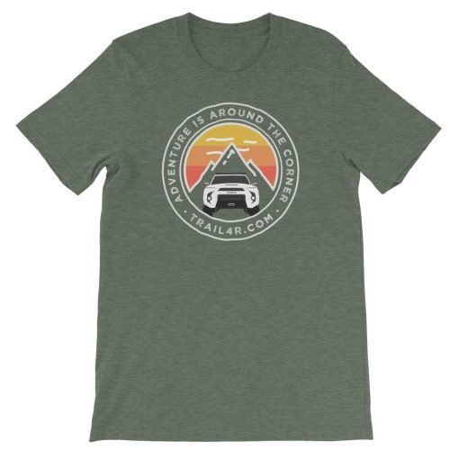 Trail 4Runner Adventure - Heritage Mountain Badge