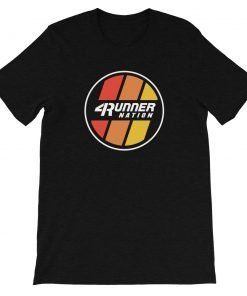 4Runner Nation Classic Heritage T-Shirt (Dark - Black)