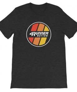 4Runner Nation Classic Heritage T-Shirt (Dark Heather Grey)