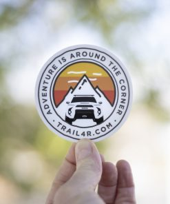Adventure Around the Corner - Toyota Heritage Stripes
