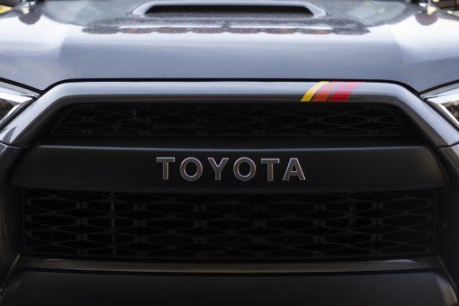 "(6"") TRD Stripes for TOYOTA 4Runner, Tacoma, Tundra, and FJ Cruiser"