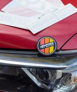 4Runner Nation PVC Heritage Patch